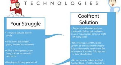 Coolfront Fact Sheet - Don Stevens LLC