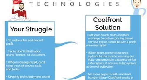 Coolfront Fact Sheet - Johnstone St. Louis