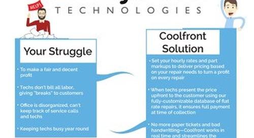 Coolfront Fact Sheet - Mingledorffs