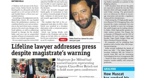 MALTATODAY 3 October 2018 Midweek