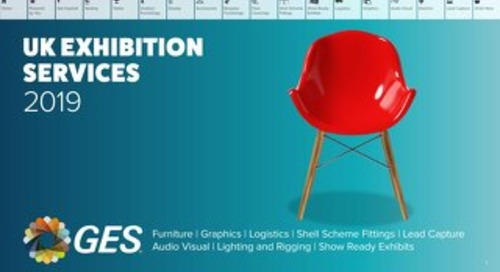 UK Exhibition Services 2019 Euro