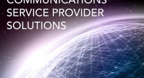 Wind River Communications Service Provider Solutions