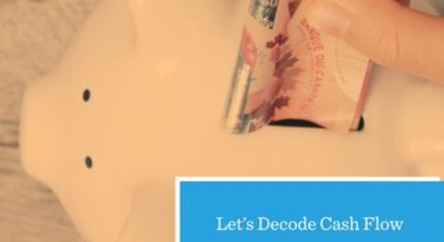 Let's decode cash flow