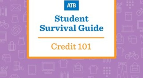 ATB Student Survival Guide - Credit 101