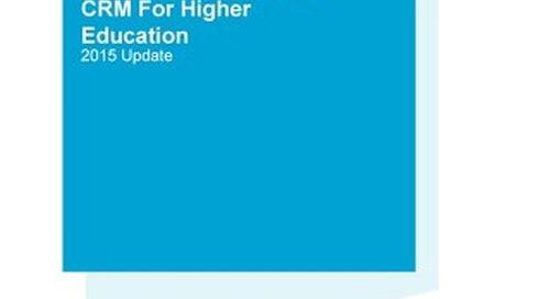 Blackbaud CRM TEI Study for Higher Ed