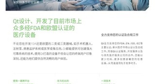 Qt for Medical简介