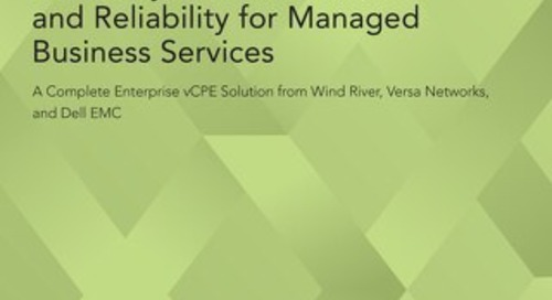 Flexibility, Performance, and Reliability for Managed Business Services