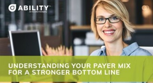 Understanding Your Payer Mix for a Stronger Bottom Line