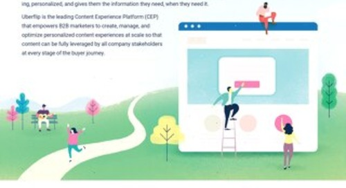 Content Experience Platform One Pager