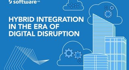 HYBRID INTEGRATION IN THE ERA OF DIGITAL DISRUPTION