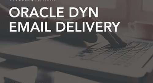 Product Overview: Email Delivery