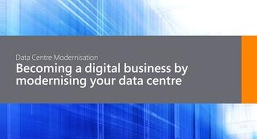 New Signature Datacentre Modernisation CBR 2018