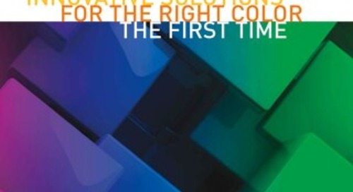 PPG Color Solutions Overview Brochure
