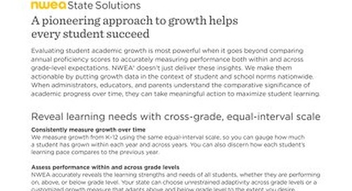 State Solutions Growth Measure