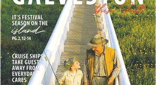 2018 Discover Galveston Fall issue