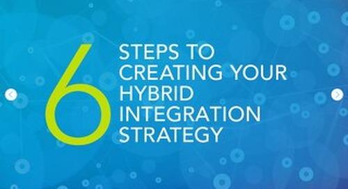 E-book: Six Steps to a Hybrid Integration Strategy