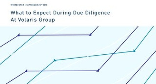 What to Expect During Due Diligence at Volaris Group