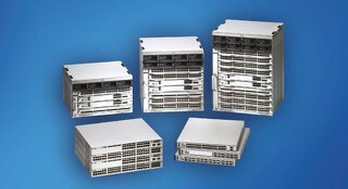 Cisco Catalyst 9000 Switching e-book