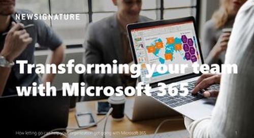 Microsoft 365 Teamwork Guide