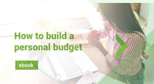 How to Build a Personal Budget