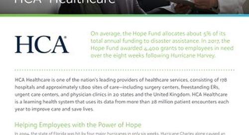 Customer Spotlight: HCA Healthcare