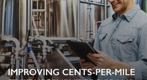 Mid-Sized Beverage Company Improves Cents-Per-Mile Reimbursement Programs