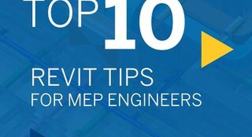 TOP 10 Revit Tips for MEP engineers