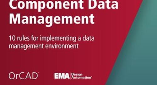 Component Data Management E-Book