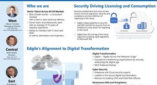 Edgile - Microsoft Gold Security Partner