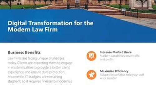 Law Firm Transformation