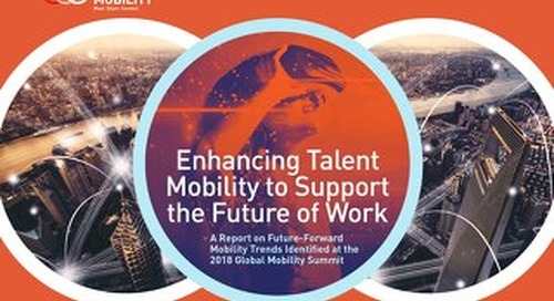 Enhancing Talent Mobility to Support the Future of Work