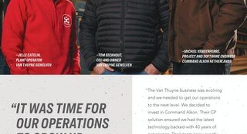 Van Thuyne Hero Story