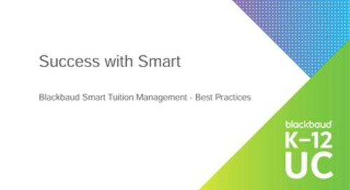 Smart Success: Tuition Management Best Practices