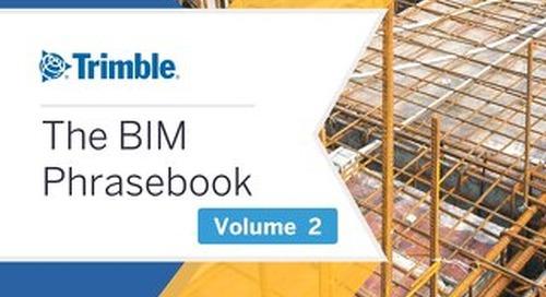 The BIM Phrasebook Volume 2