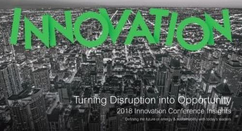 Turning Disruption into Opportunity