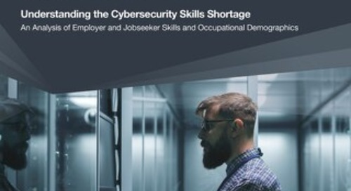 Cybersecurity Architect: Understanding the Cybersecurity Skills Shortage