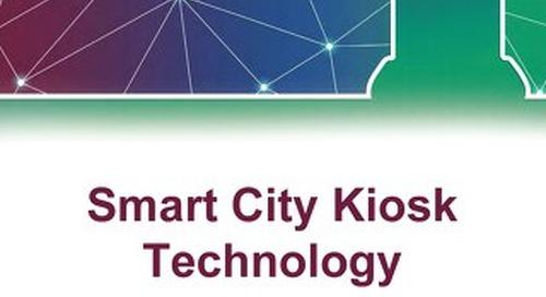 Smart City Kiosk Technology