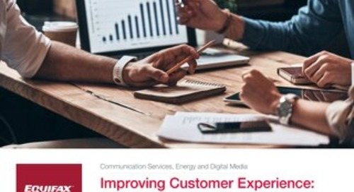 Improving Customer Experience October 2018