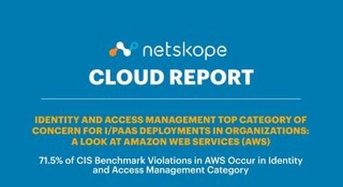Netskope Cloud Report - October 2018