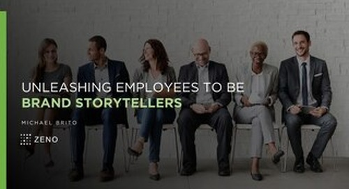 Unleashing Employees to Become Brand Storytellers - DYSI