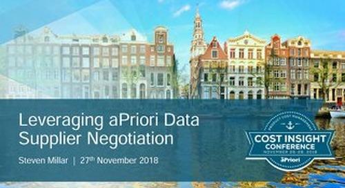 CostInsight Supplier Negotiation