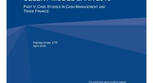 CIBC Case Study - 2016 Celent Model Bank Award