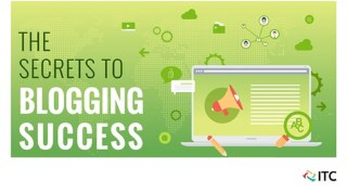 Secrets To Blogging Success