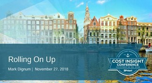 RollingOnUP-CostInsightEurope2018