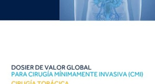 DOSIER DE VALOR GLOBAL - CIRUGIA TORACICA