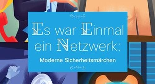 eBook: Es war einmal ein Netzwerk - Moderne Sicherheitsmärchen