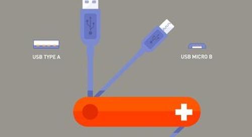 SO BEWÄLTIGEN SIE HERAUSFORDERUNGEN IM DESIGN MIT USB TYP C