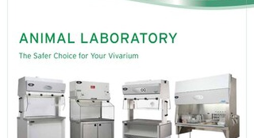 [Brochure] Animal Laboratory