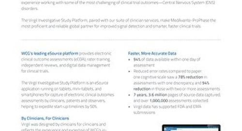 Virgil Platform Information Sheet