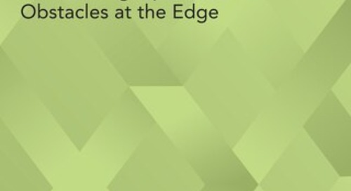 Overcoming OpenStack Obstacles at the Edge
